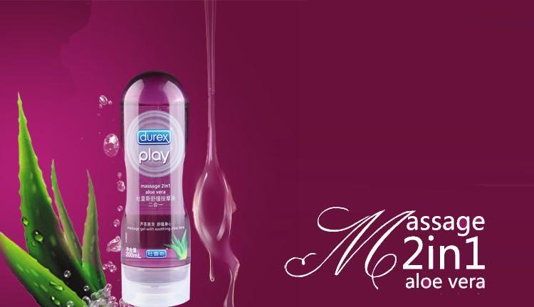 Durex Close Fit 12s Condom + Durex Play Massage 2 in 1 Gel
