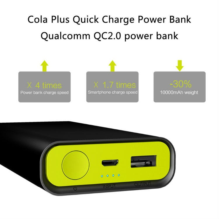 rock space Cola Plus Power Bank (10 (end 7/23/2018 10:15 AM)