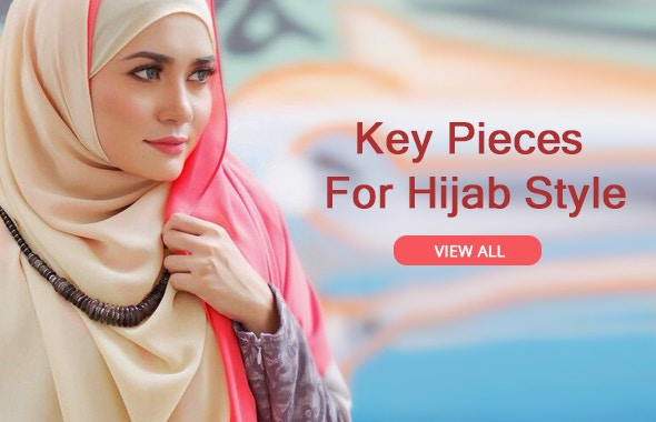 Key Pieces For Hijab Style