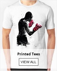 Printed Tee