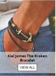 Kiel James The Kraken Bracelet