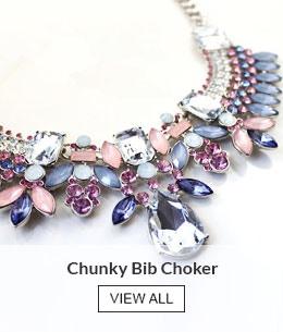 Chunky Bib Choker