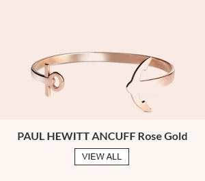 PAUL HEWITT ANCUFF Rose Gold