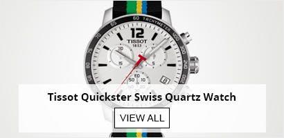 Tissot Quickster Swiss Quartz Watch